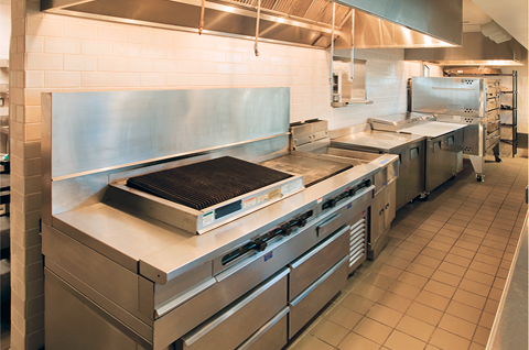 Foodservice Mega Menu Kitchen Image