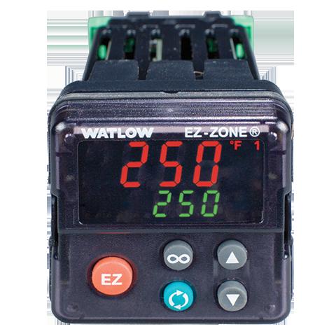 watlow ez zone® pm panel mount controller image gallery