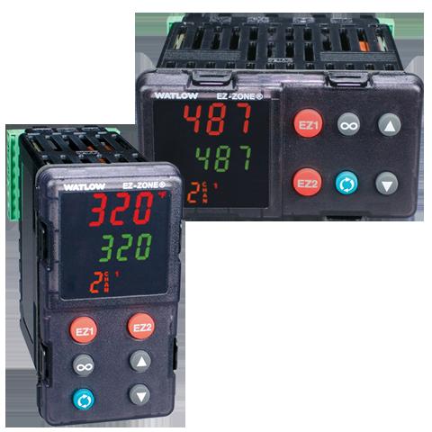watlow ez zone® pm panel mount controller