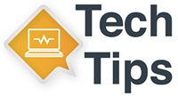 Tech Tips logo