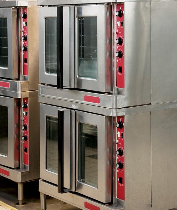 餐饮设备原始设备制造商 (OEM) 烤箱
