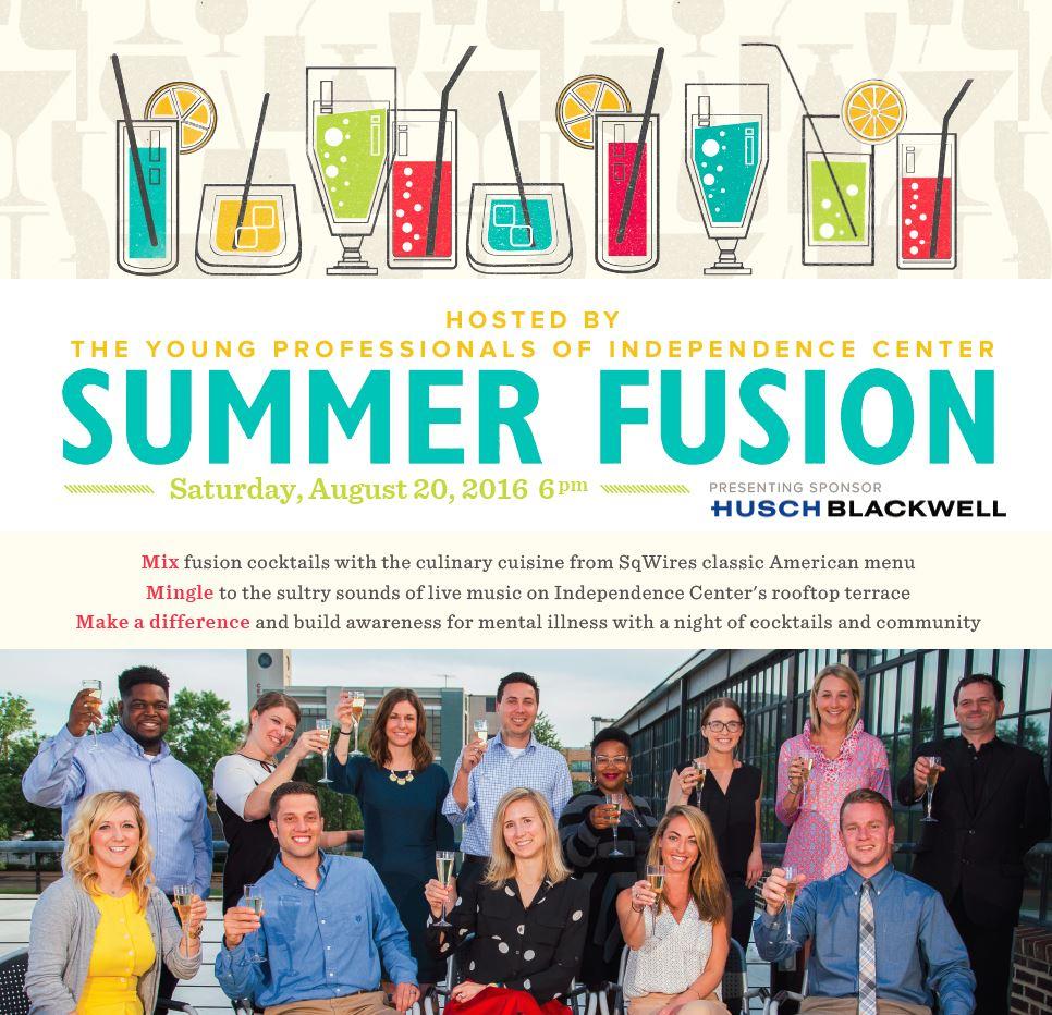 Summer Fusion 2016 Flyer
