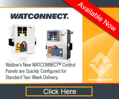 Now offering WATCONNECT control panels