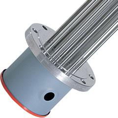 Watlow Watrod And Firebar Ansi Flange Immersion Heaters