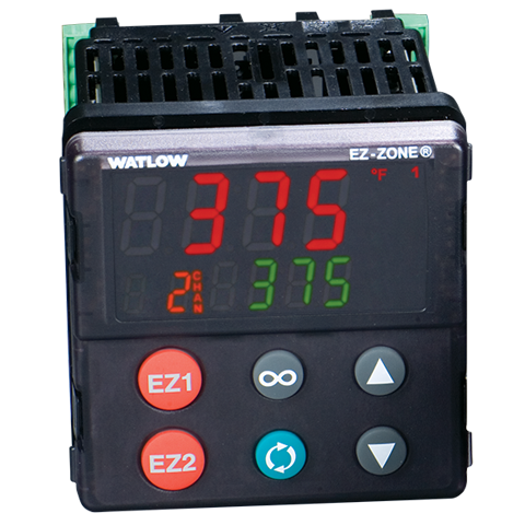 Watlow | EZ-ZONE® PM Panel Mount Controller on