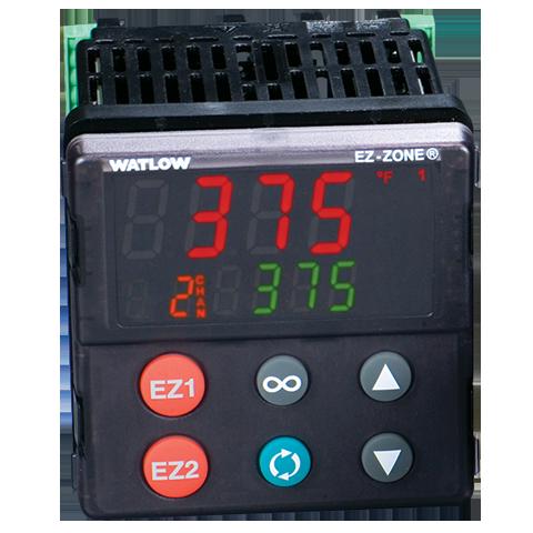 watlow ez zone u00ae pm panel mount controller current state future state diagram