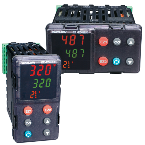 EZ-ZONE temperature and process controller