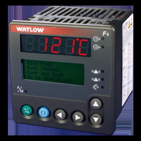 Watlow | SERIES F4 Process Controller on
