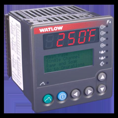 Watlow Series F4 Ramping Controller