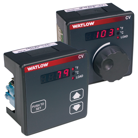 Temperature and Process Controllers | Watlow