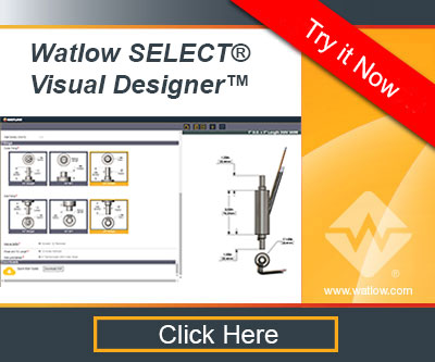 Watlow SELECT® Visual Designer™